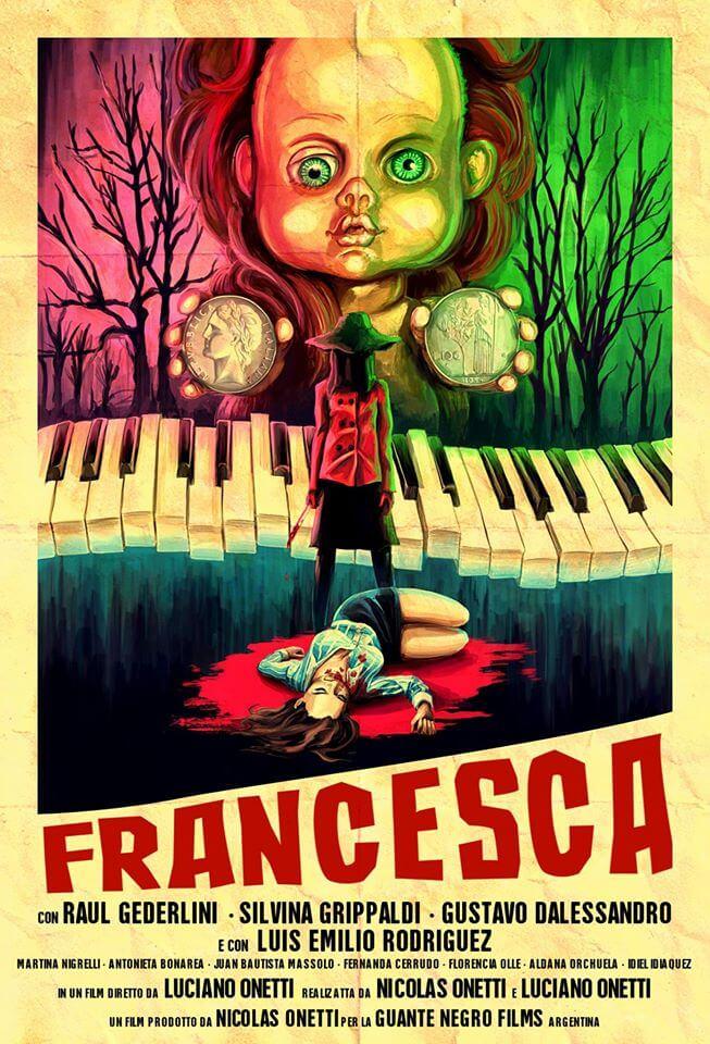 Risultati immagini per francesca film 2015 locandina