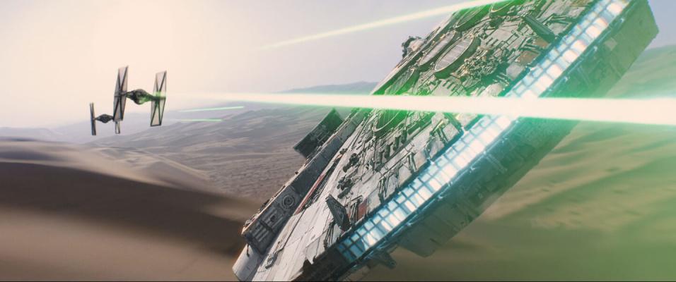 Star Wars VII: un risveglio traumatico per la Forza