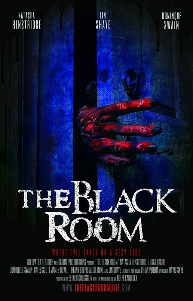 Caratulas Peliculas The Black Room