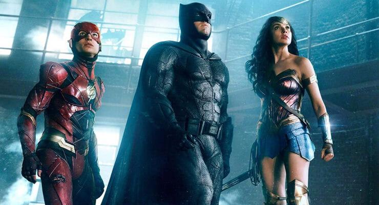 Justice League -1