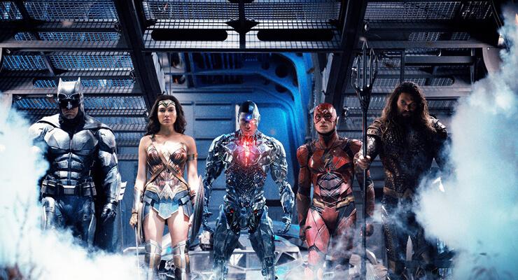 Justice League -2