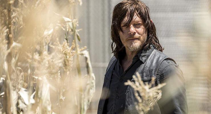 The Walking Dead - 0