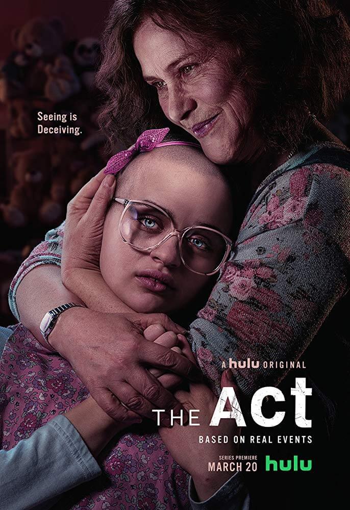 Migliore attrice non protagonista in una serie: Patricia Arquette in The Act