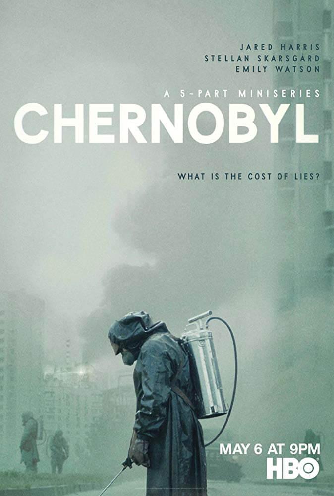 Miglior miniserie o film per la tv: Chernobyl. Migliore attore non protagonista: Stellan Skarsgard