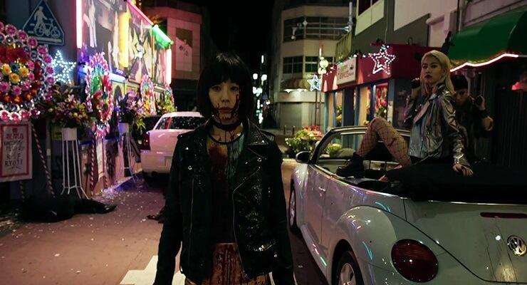Serie tv Amazon 7 Tokyo vampire