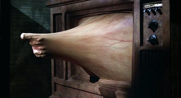 Videodrome - David Cronenberg