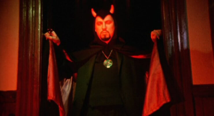 Anton Lavey in Invocation of my Demon Brother (1969)